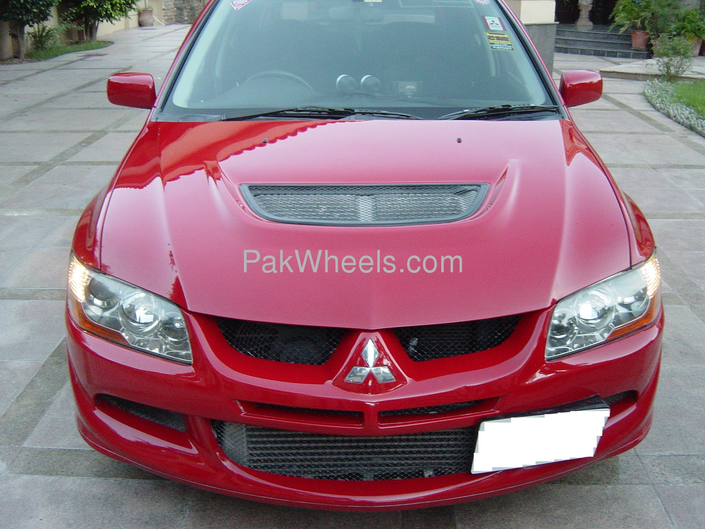 used mitsubishi lancer evolution 2004 car for sale in islamabad 269168 pakwheels. Black Bedroom Furniture Sets. Home Design Ideas