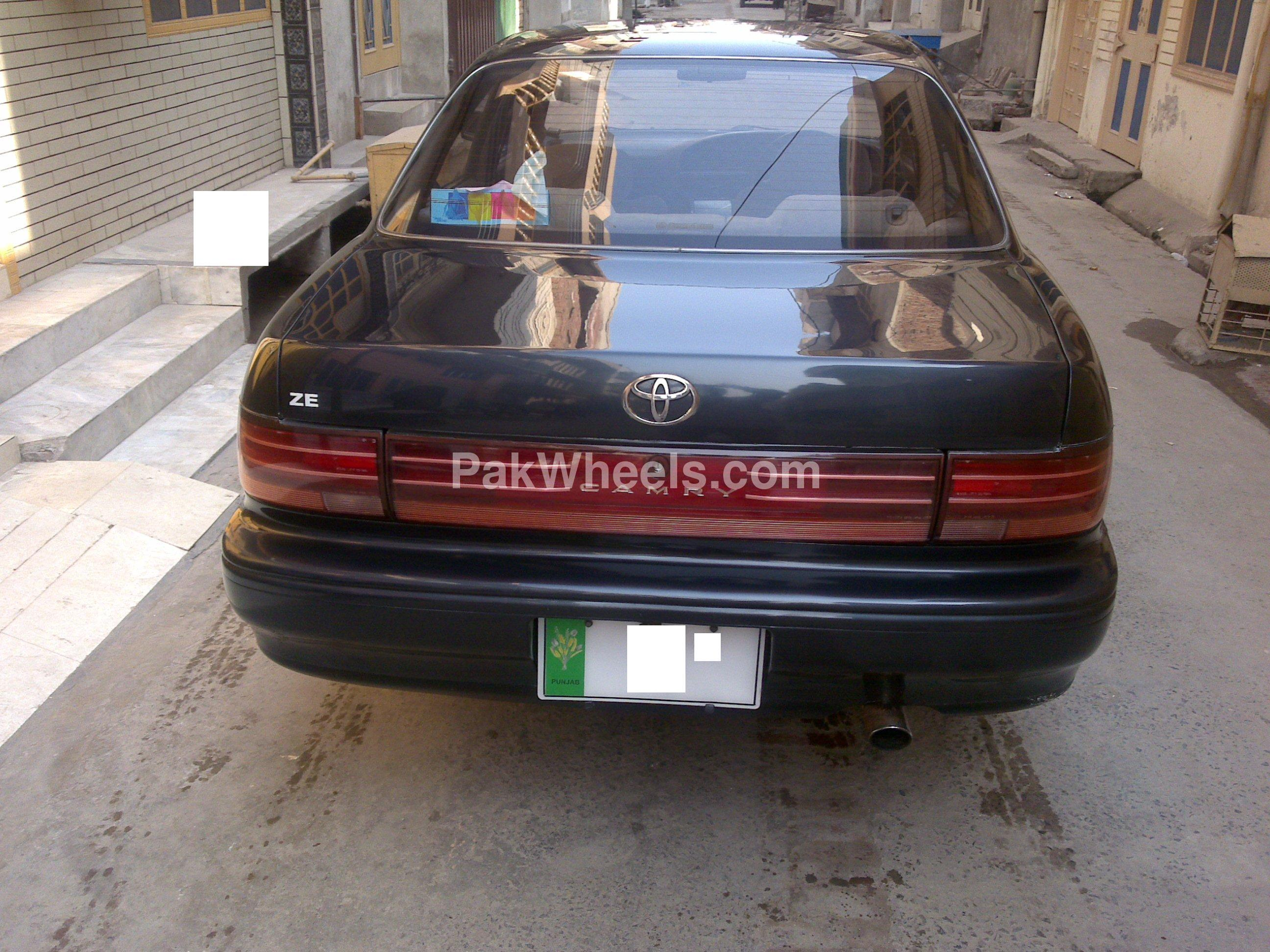 Toyota Camry 1991 Image-3