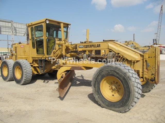 Motor Grader 140g For Sale In Islamabad Parts