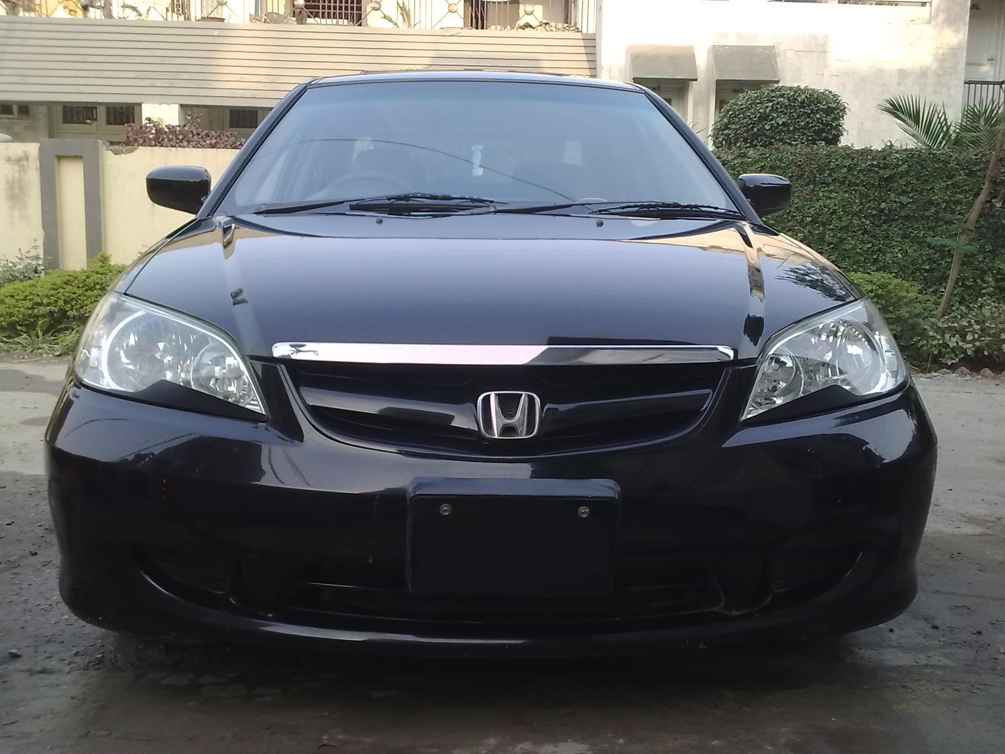Honda Civic 2005 Of Usmanulamin Member Ride 14861