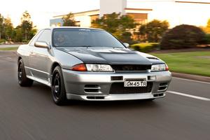 Nissan GT-R - 1990