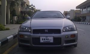 Nissan Skyline - 1999