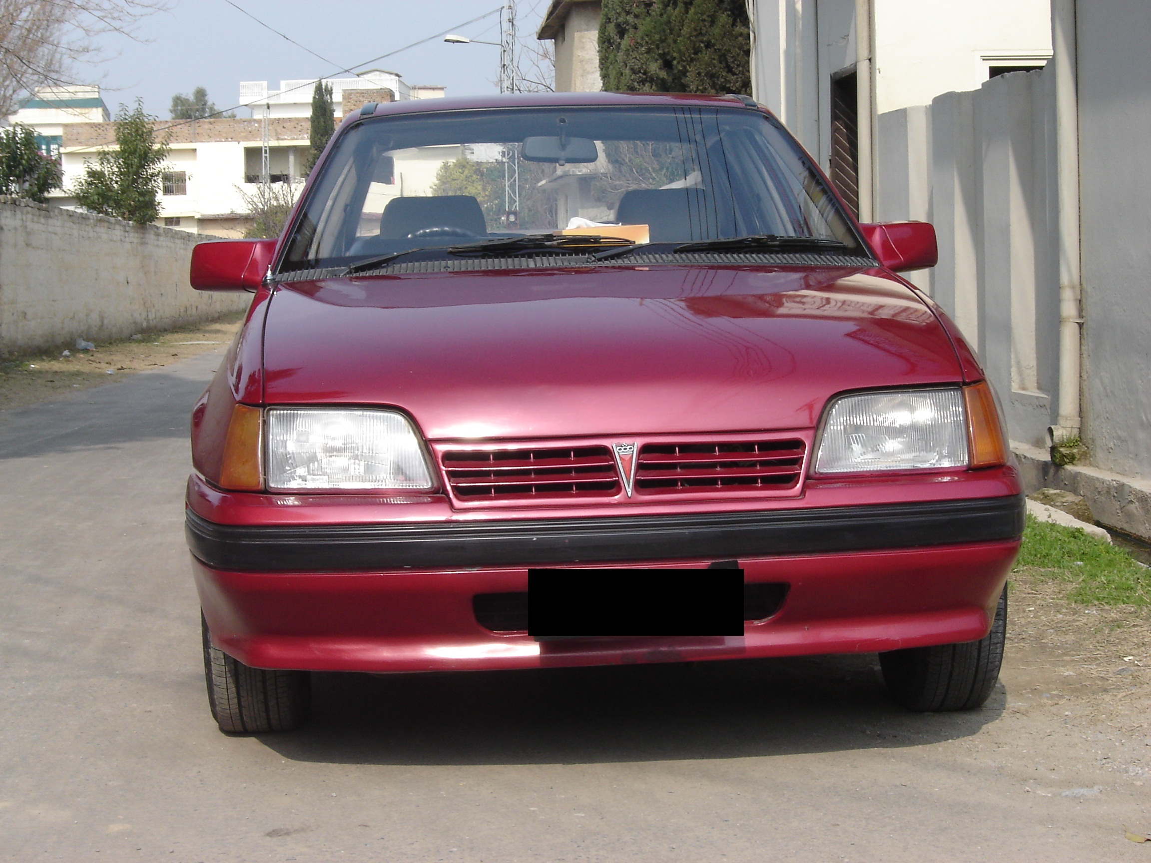 Nissan Used Parts Daewoo Racer 2001 of sheikh_wah - Member Ride 16725 ...