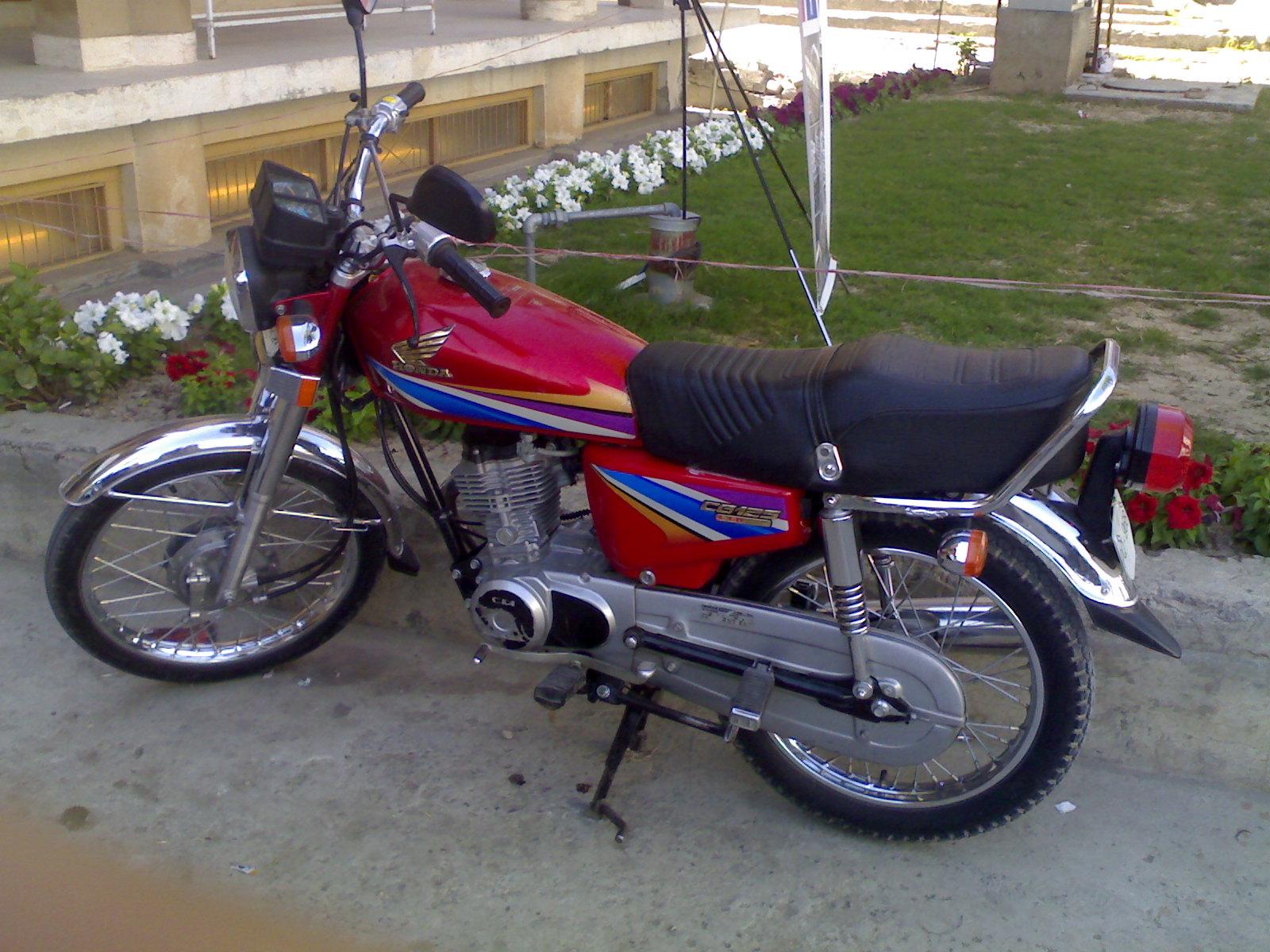 Honda CG 125 - 2009 honda Image-1