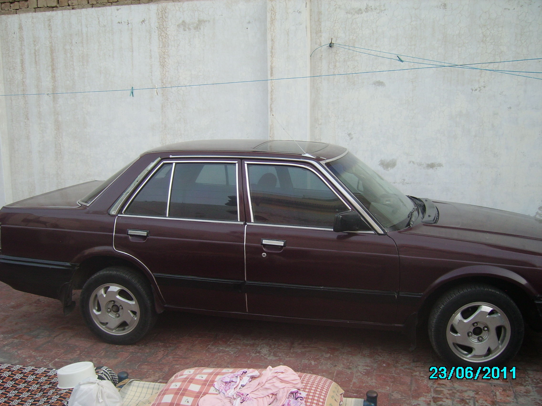 Honda Accord 1985 of Muhammad Shahid - 40089
