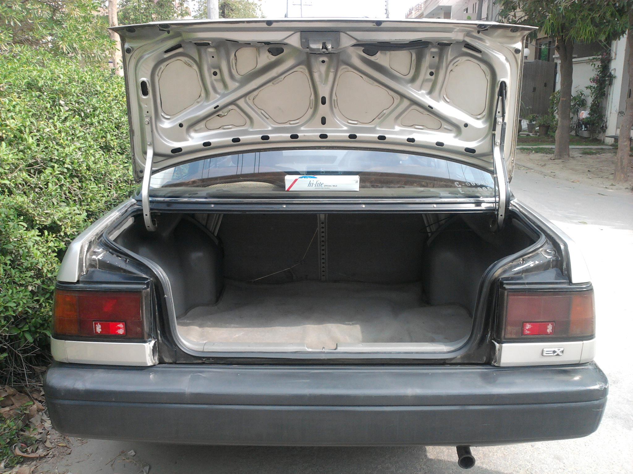 Honda Accord - 1986 Venom Image-1