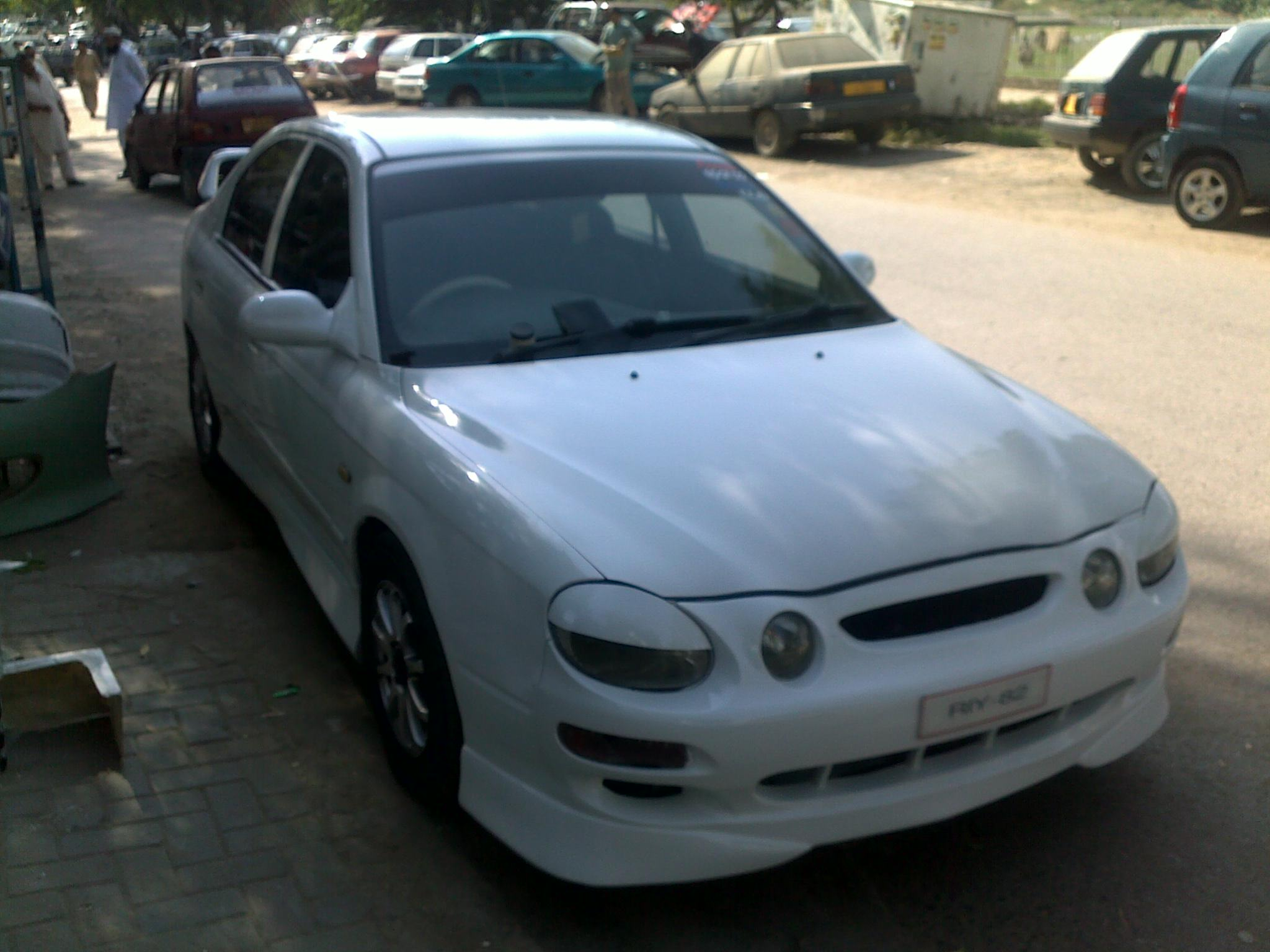 0 Down Car Insurance >> KIA Spectra 2002 of zain8 - Member Ride 16948 | PakWheels