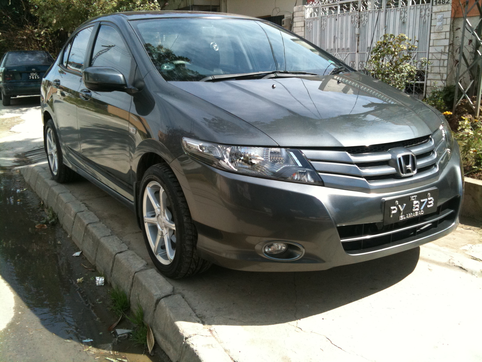 Honda City 2010 Of Vik Vik Member Ride 12072 Pakwheels