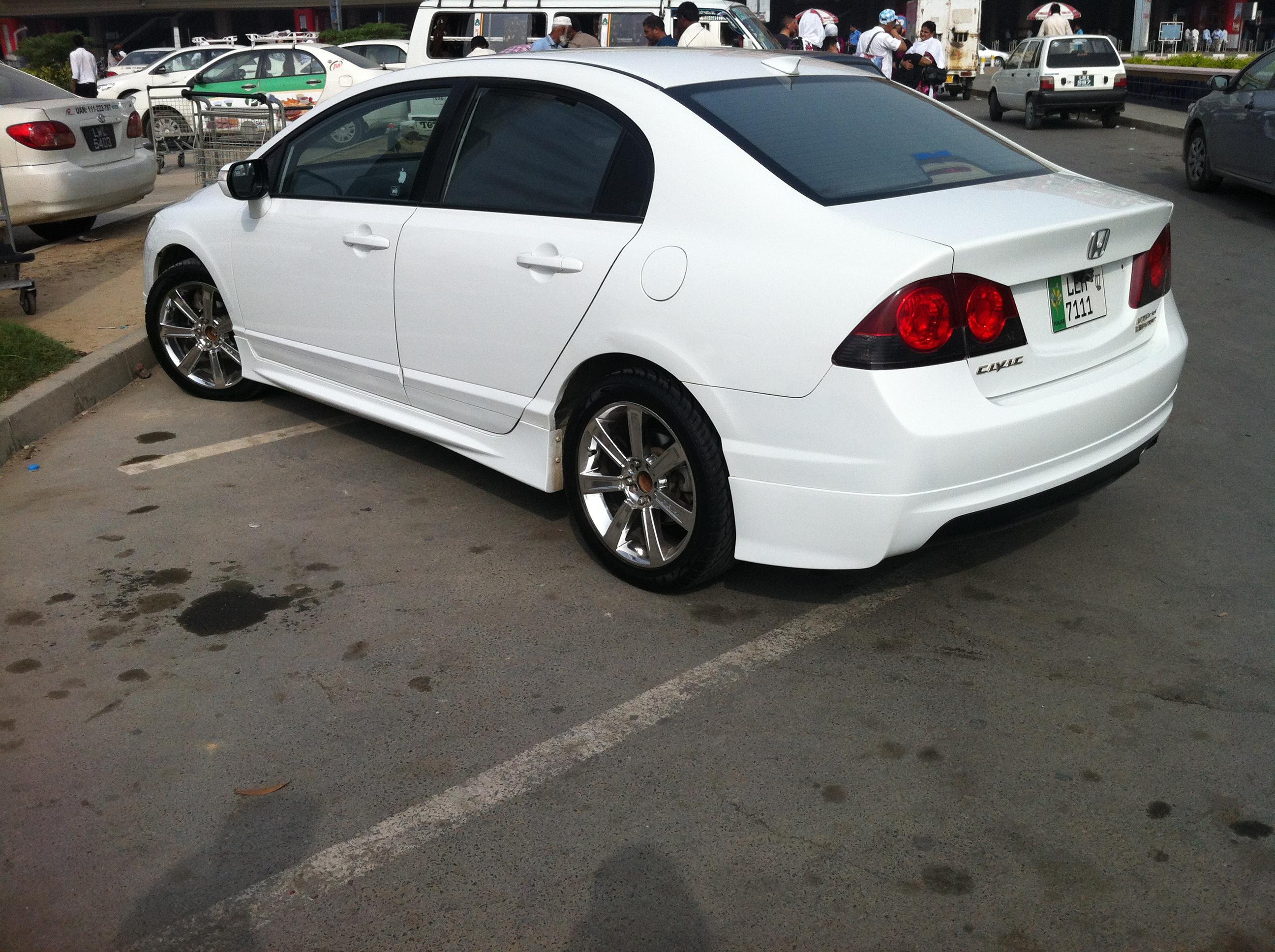 Honda Civic - 2007 my love Image-1