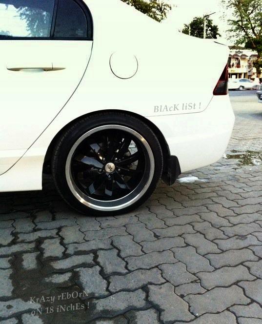 Honda Civic 2010 Of SaUdI1 - Member Ride 13129