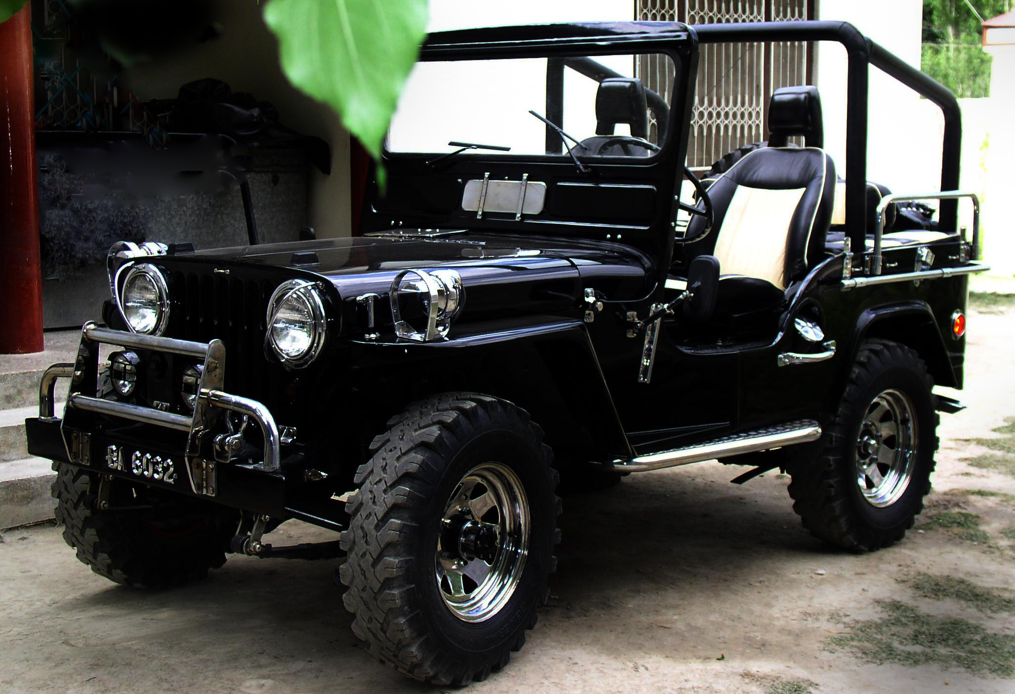 Jeep Other 1952 Of Fouadhafeez Member Ride 15533 Pakwheels