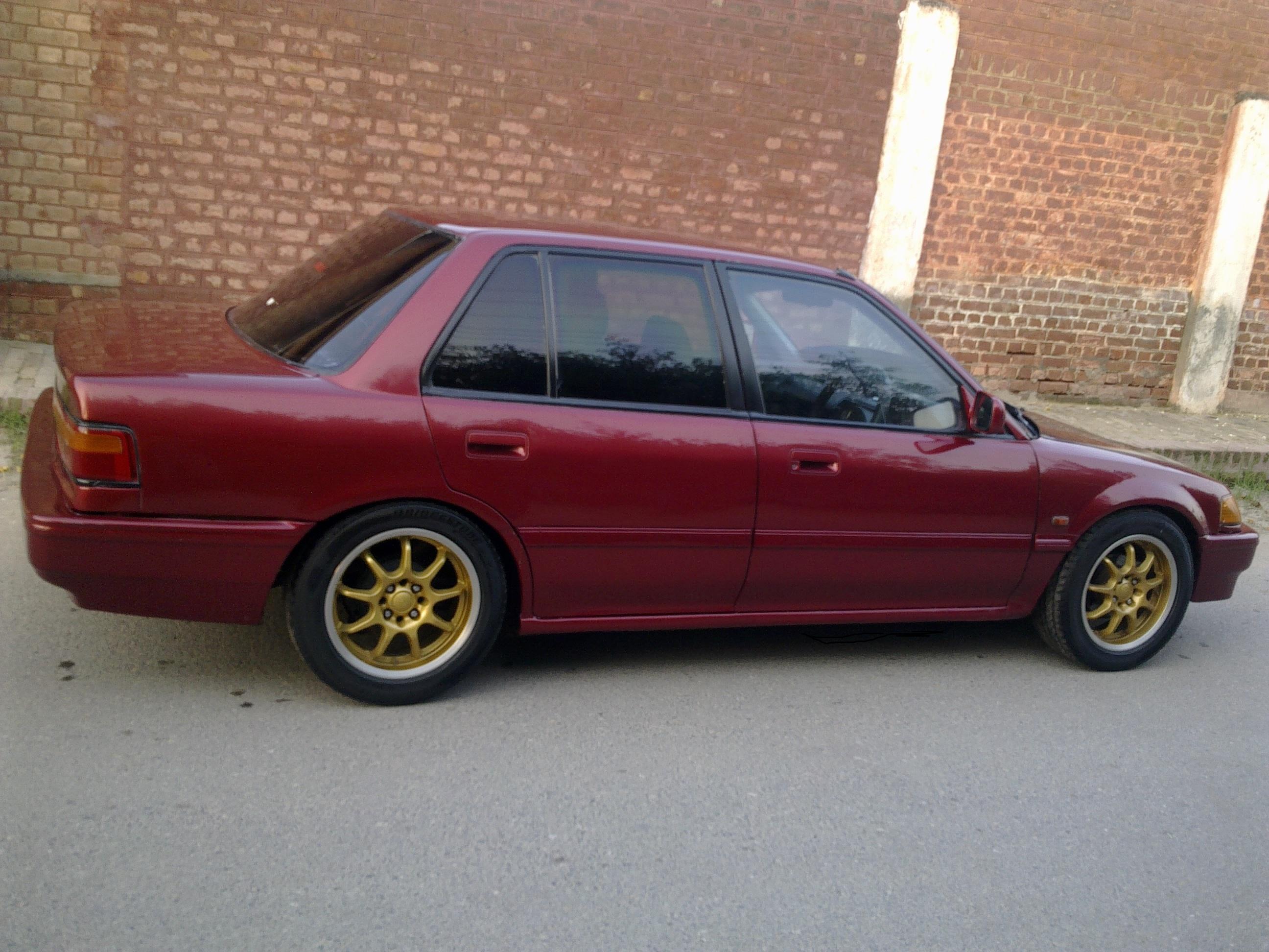 Honda Civic 1988 of qas9866 - Member Ride 16768 | PakWheels