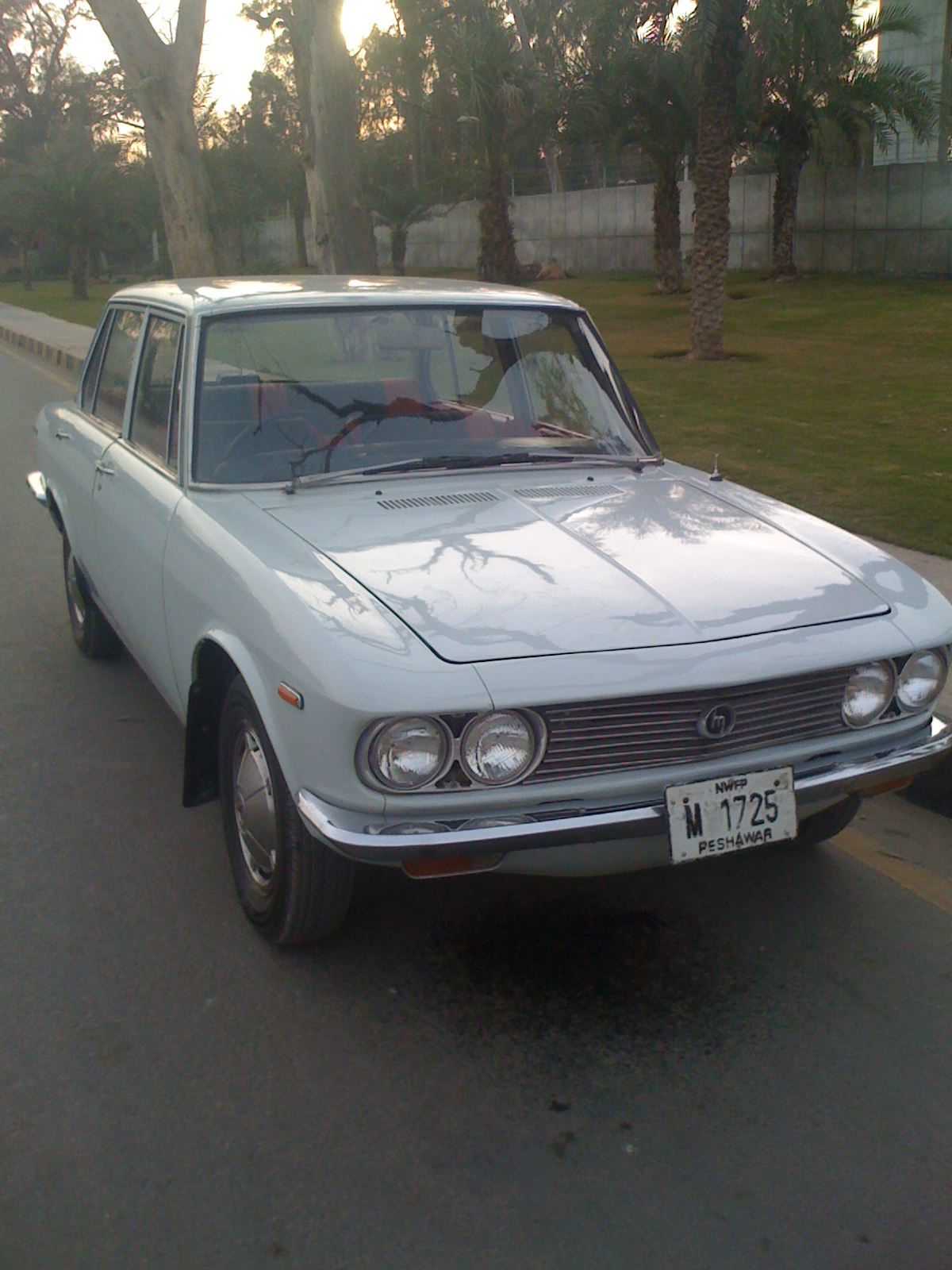 Mazda Other - 1968 White Pearl Image-1