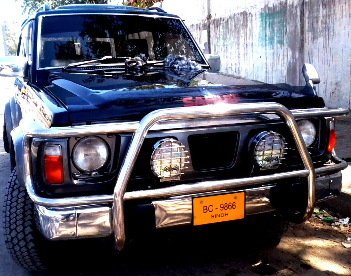 Nissan Patrol 1990 Of Rezvan Member Ride 15094 Pakwheels
