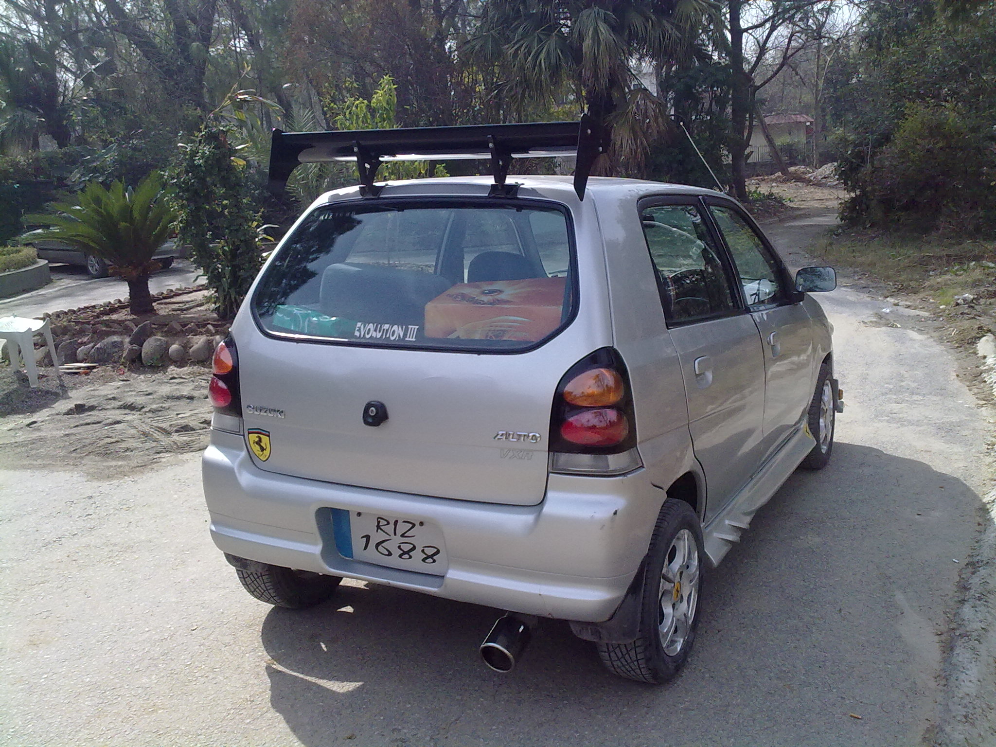suzuki alto 2003 of cutemute member ride 15081 pakwheels. Black Bedroom Furniture Sets. Home Design Ideas