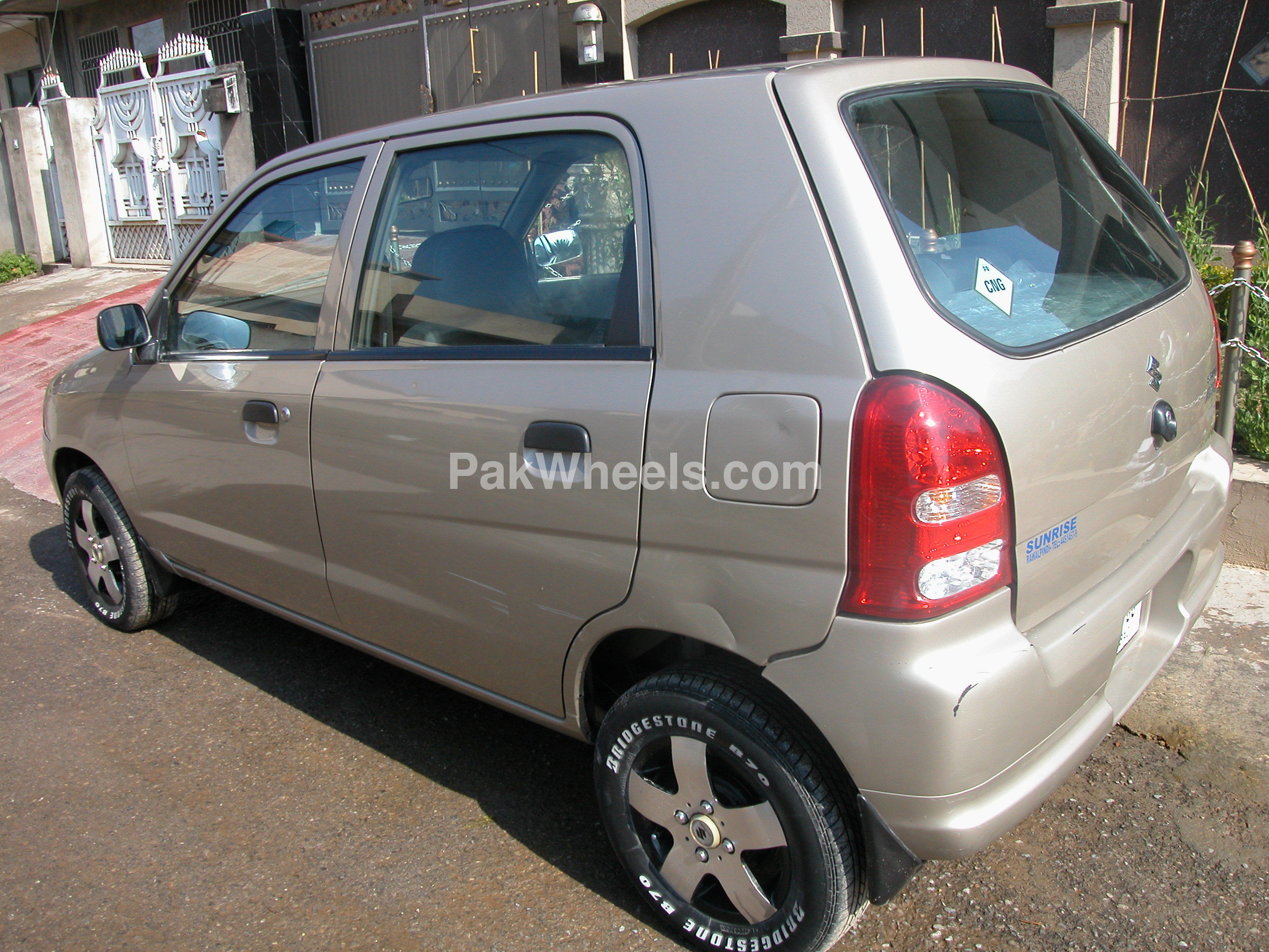 Cars For Sale In Pakistan >> Suzuki Alto 2007 of faheemboy - Member Ride 15616 | PakWheels