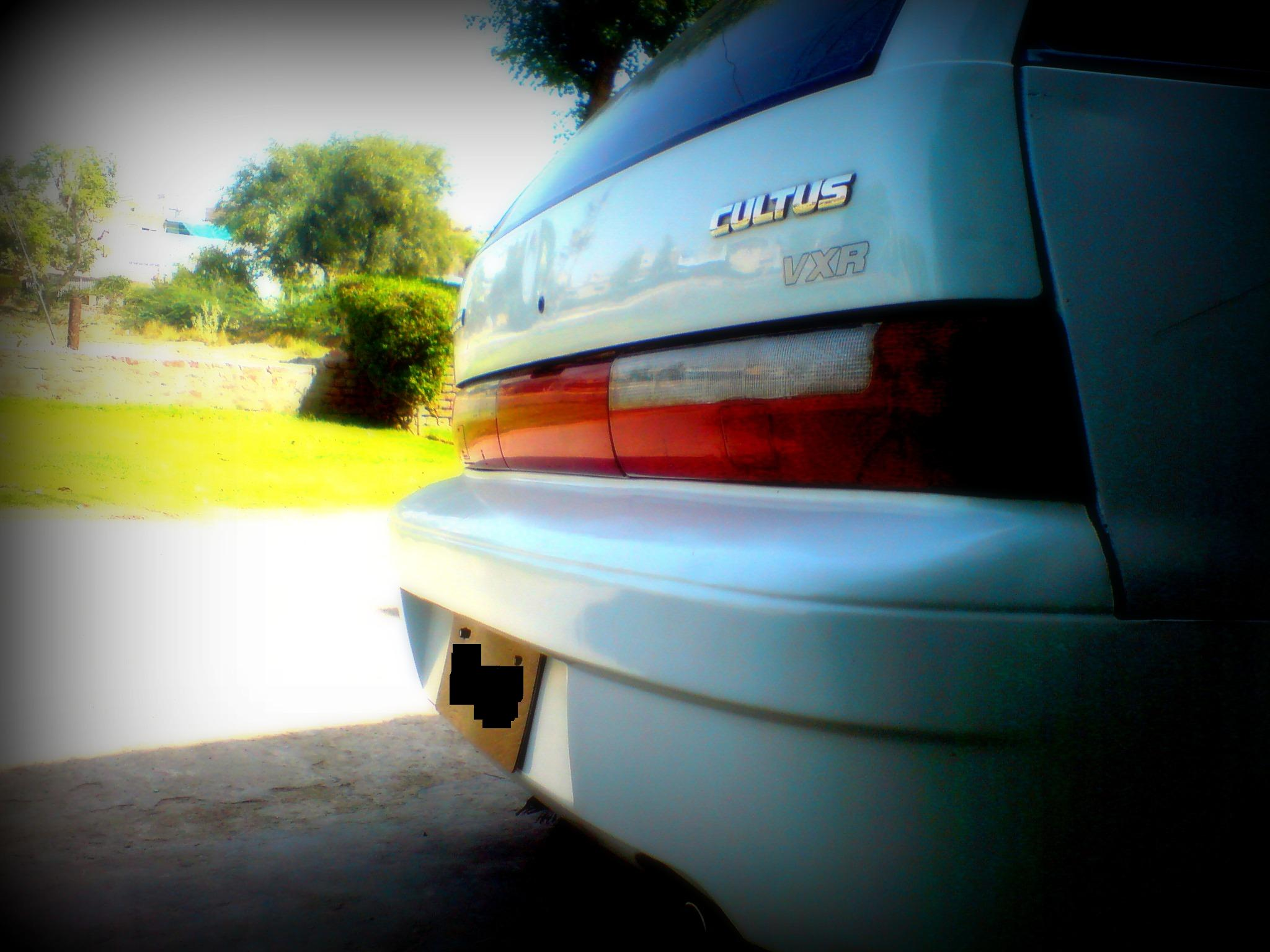 Suzuki Cultus - 2004 bWp dragerZ cluB Image-1
