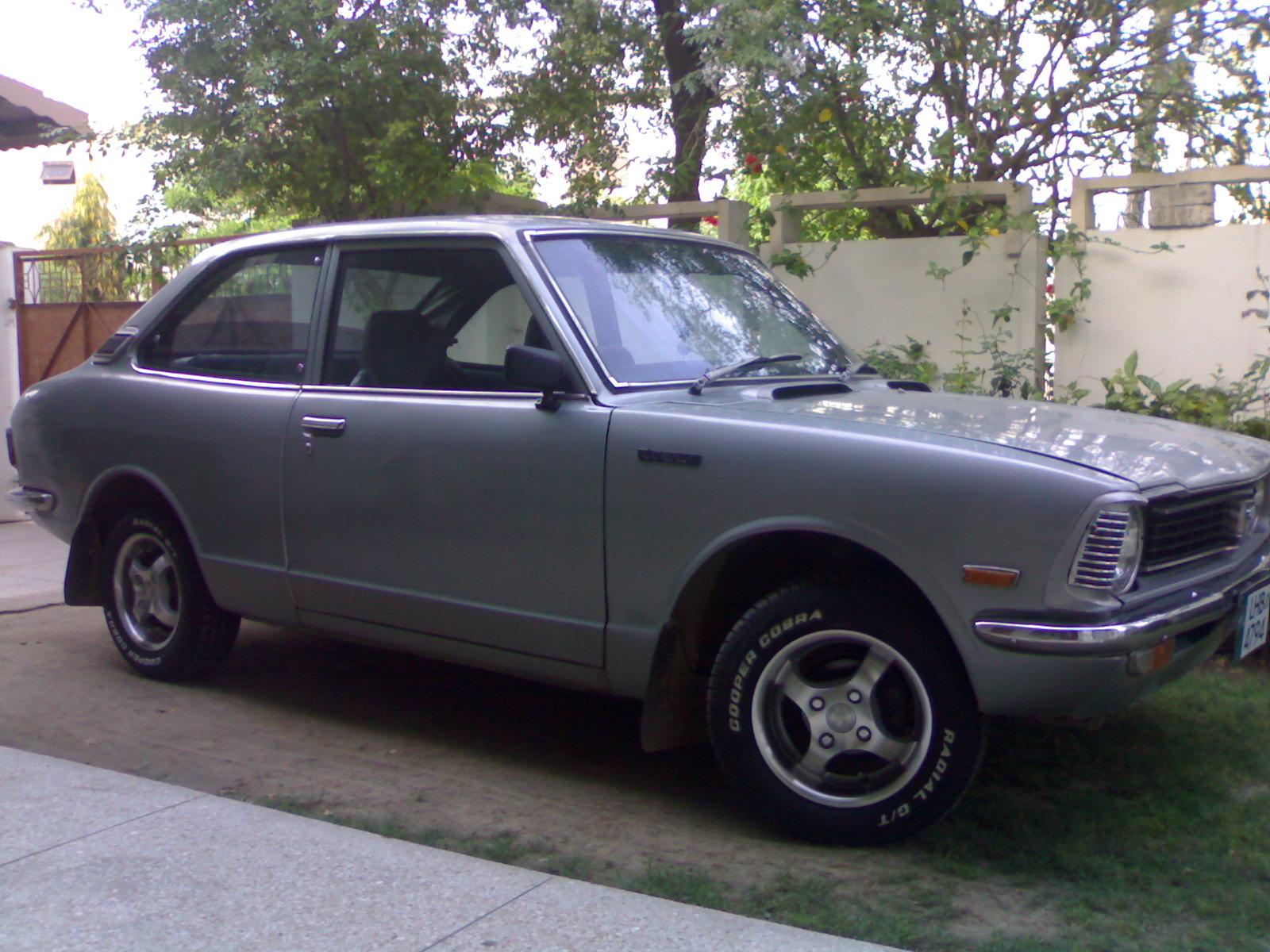toyota corolla 1974 of shonas   member ride 15904 pakwheels