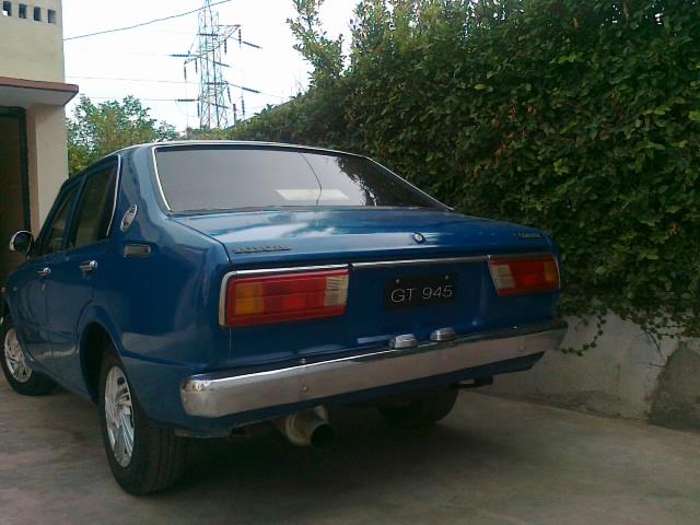 Toyota Corolla - 1978 blue beast Image-1