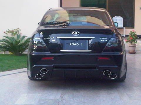 Toyota Mark X 2005 Of Asadrazzaq Member Ride 15677
