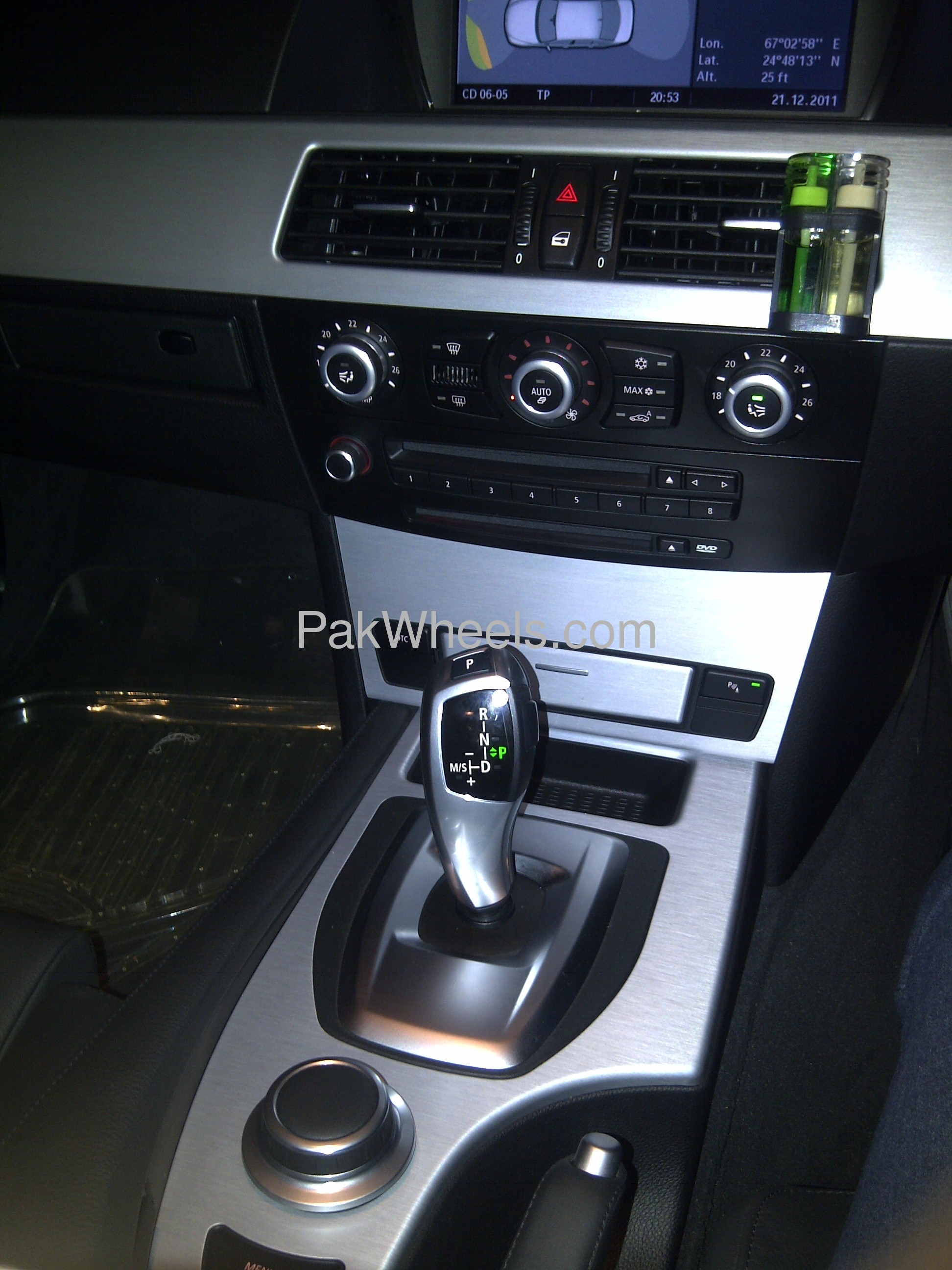 BMW 5 Series 530i 2008 for sale in Karachi | PakWheels