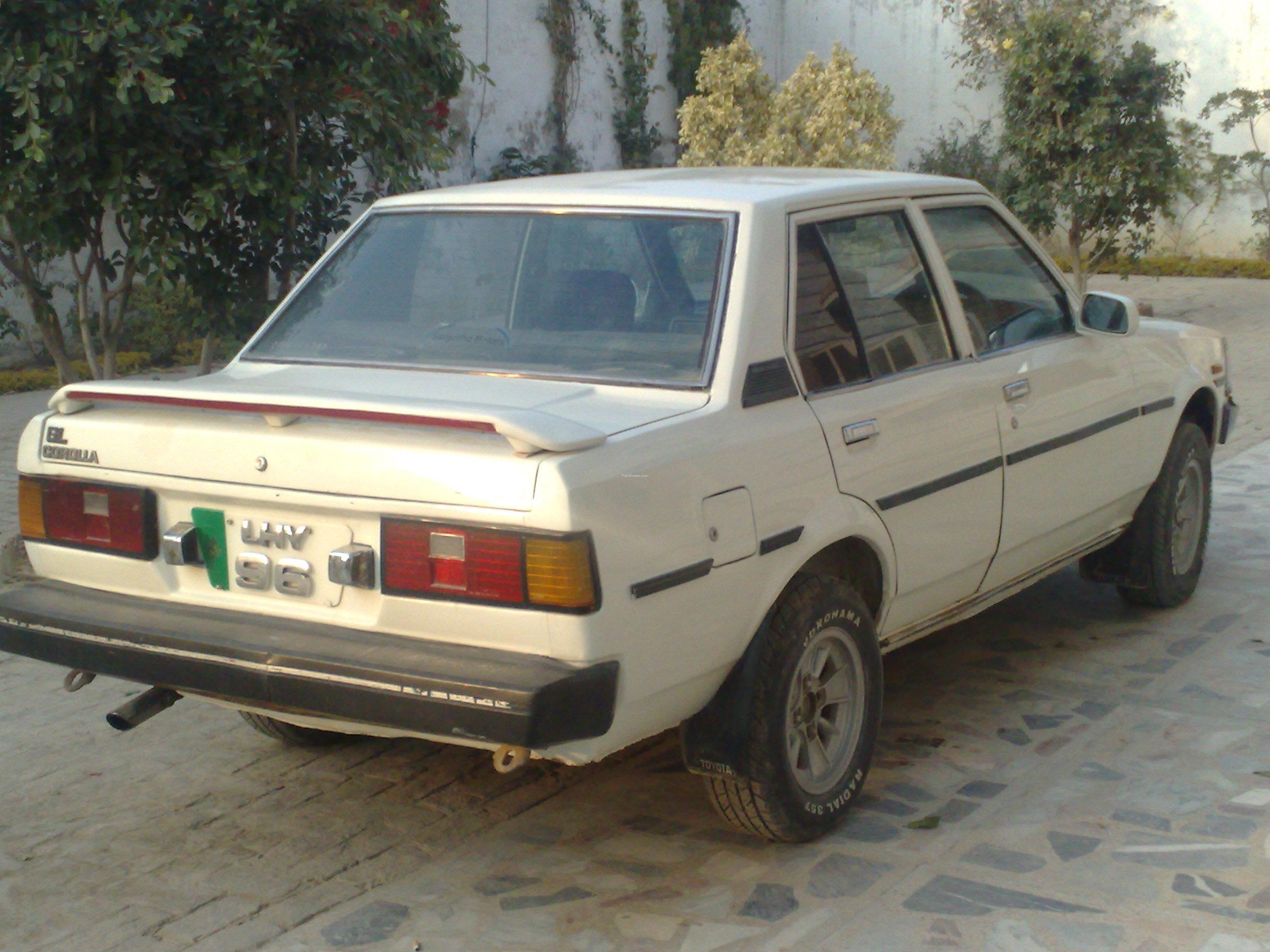 Toyota Corolla XLi 1982 For Sale In Rawalpindi