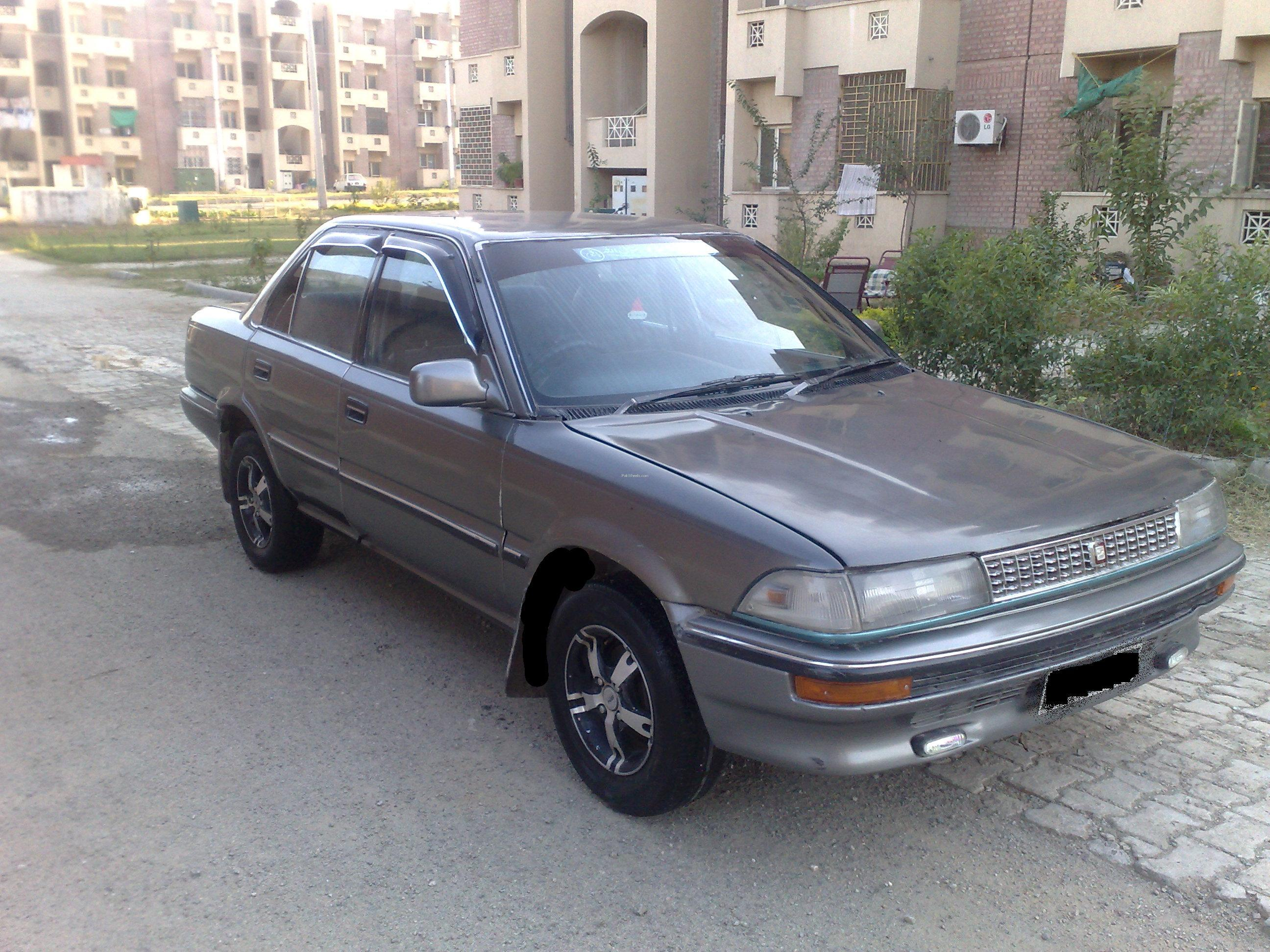 toyota corolla se saloon 1988 for sale in islamabad pakwheels. Black Bedroom Furniture Sets. Home Design Ideas