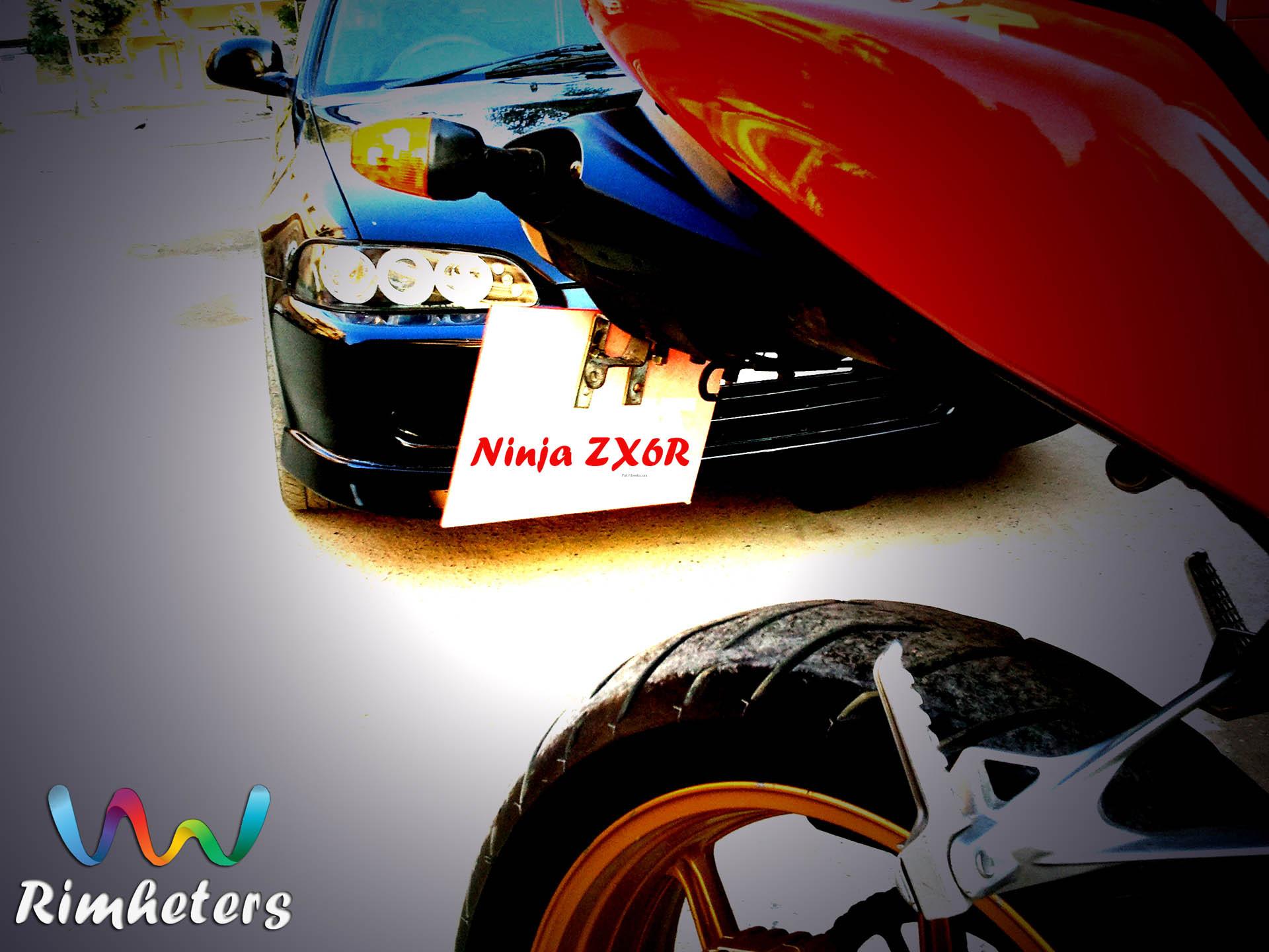 Honda Civic - 1994 Rimhet Image-1