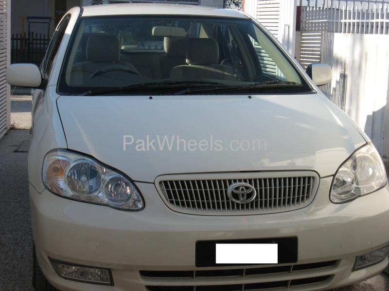 Toyota Corolla 2 0d Saloon 2005 For Sale In Muzaffarabad