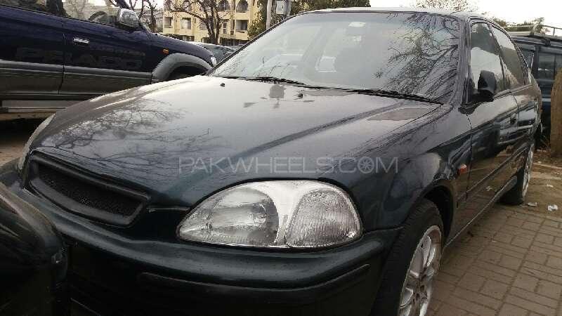 Honda Civic EXi 1996 Image-2