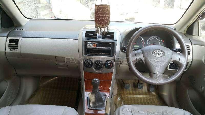 Toyota Corolla GLi 1.3 VVTi 2009 Image-5