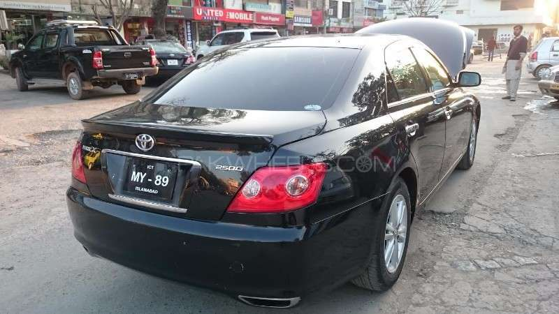 Toyota Mark X 250G F Package 2005 Image-7