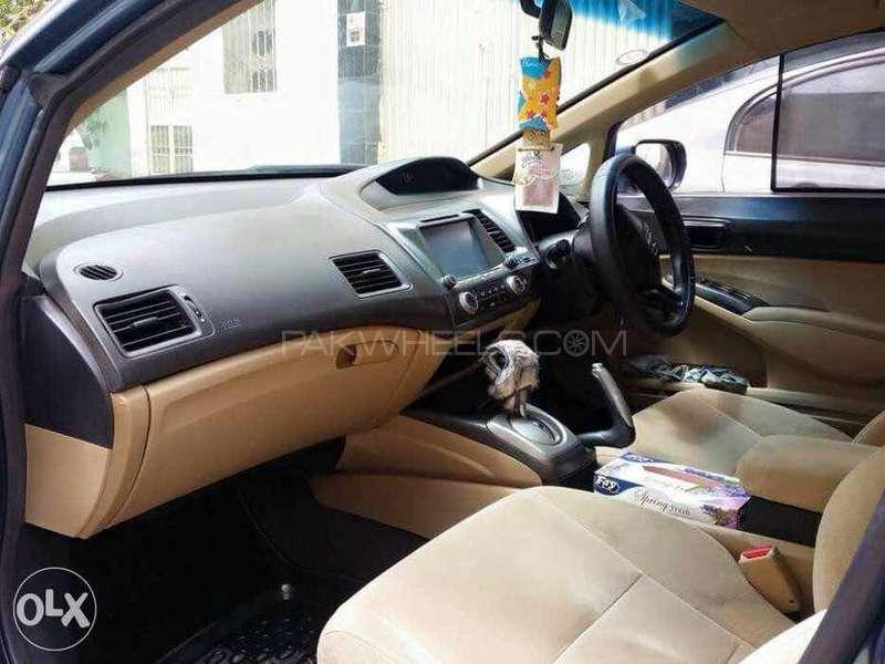 Honda Civic VTi Prosmatec 1.8 i-VTEC 2007 Image-4