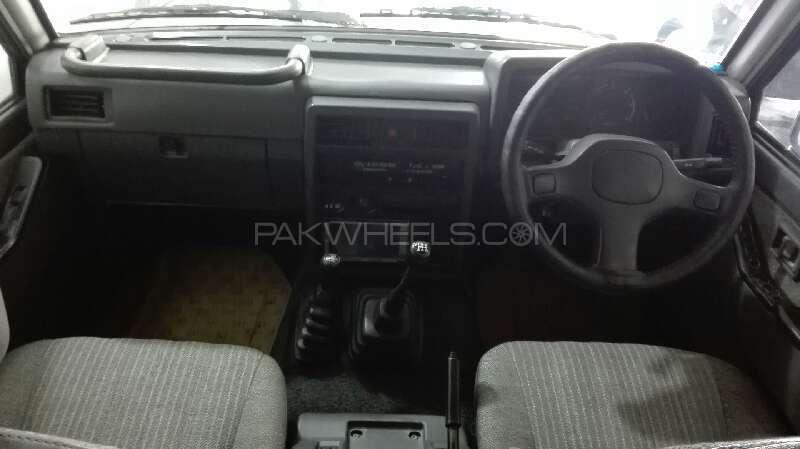 Nissan Patrol 4.2 SGL 1990 Image-5