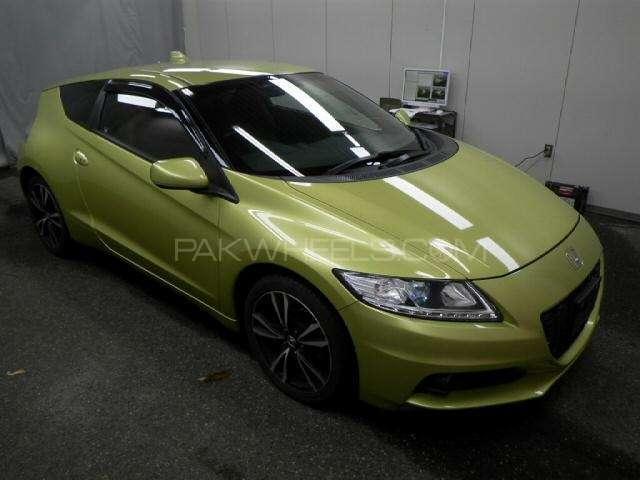 honda cr z sports hybrid japan car of the year memorial 2012 for sale in karachi pakwheels. Black Bedroom Furniture Sets. Home Design Ideas
