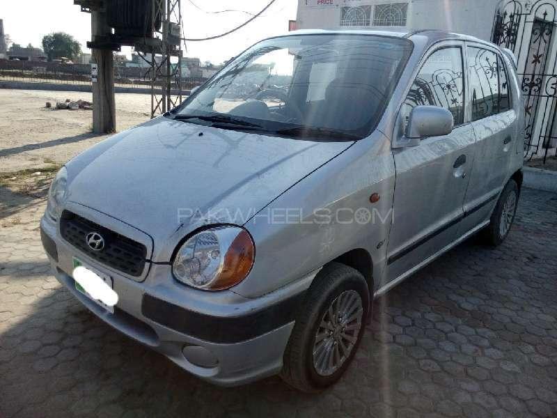 Hyundai Santro Exec GV 2009 Image-3