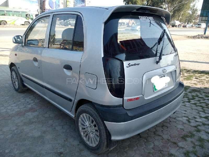 Hyundai Santro Exec GV 2009 Image-6