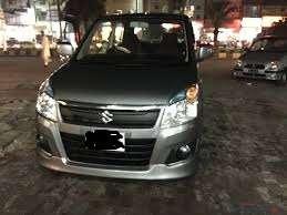 Suzuki Wagon R VXL 2015 Image-2