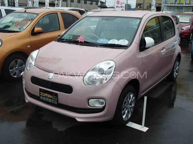 Toyota Passo + Hana 1.0 2015 Image-3