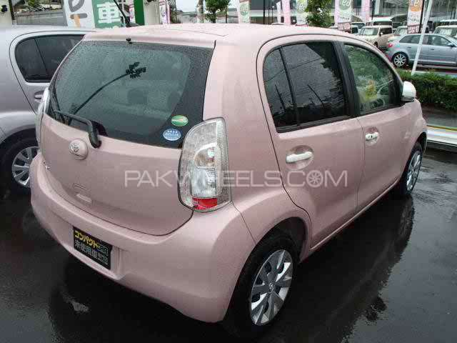 Toyota Passo + Hana 1.0 2015 Image-4
