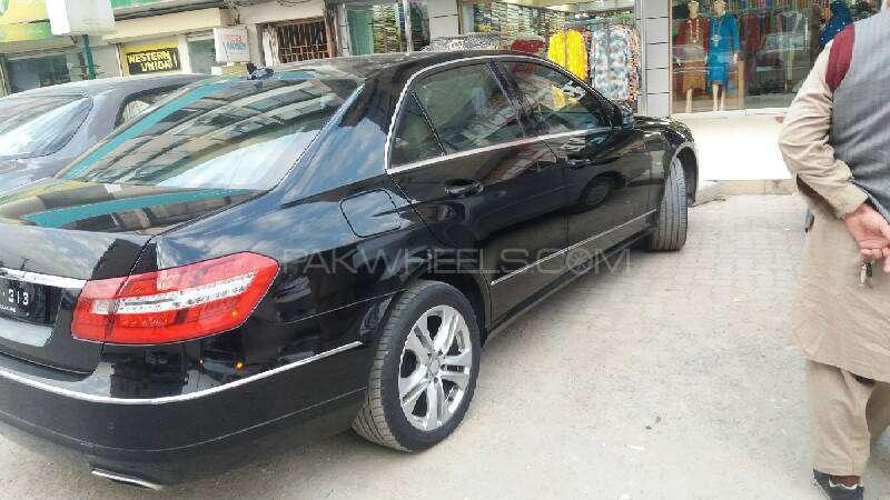 Mercedes Benz E Class E250 2012 Image-5