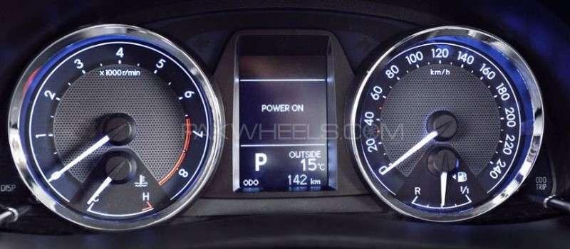 Toyota XLI,GLI,Altis  Speedometer  Image-1