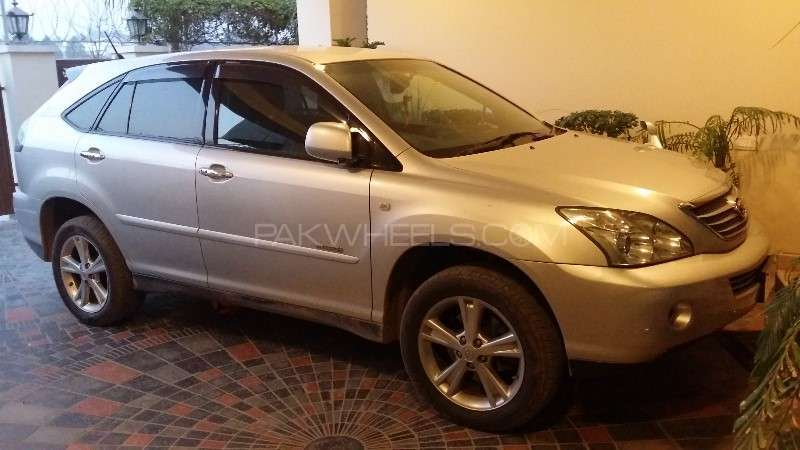 Toyota Harrier 2008 Image-1