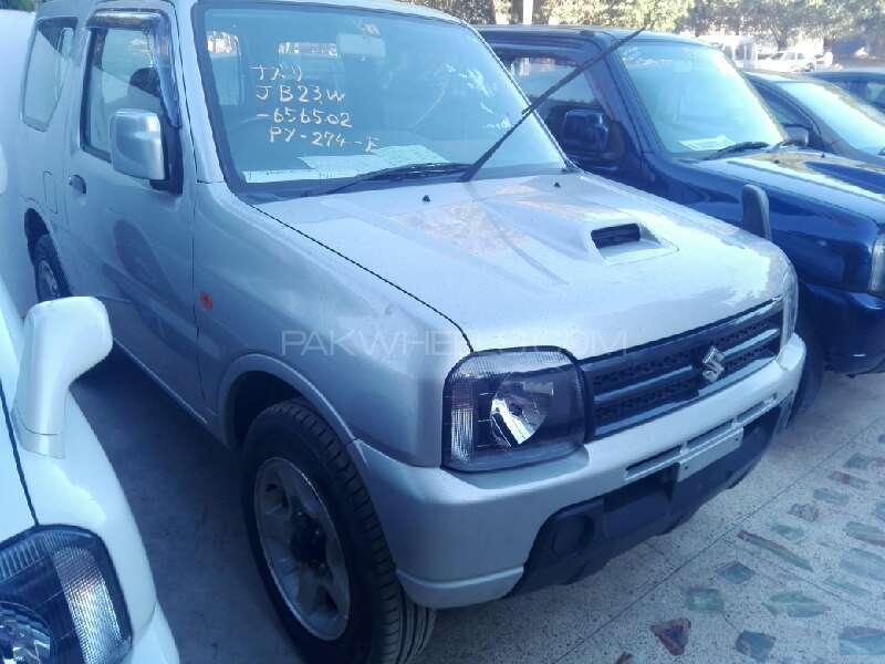 Suzuki Jimny JLX 2011 Image-2