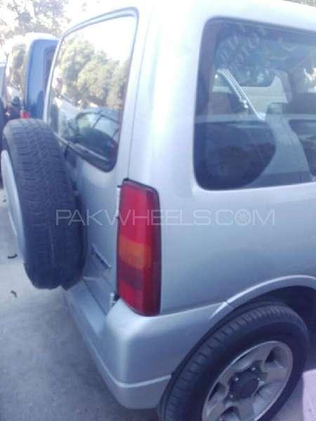 Suzuki Jimny JLX 2011 Image-4