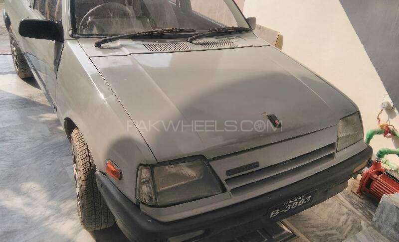 Suzuki Khyber GA 1997 Image-9