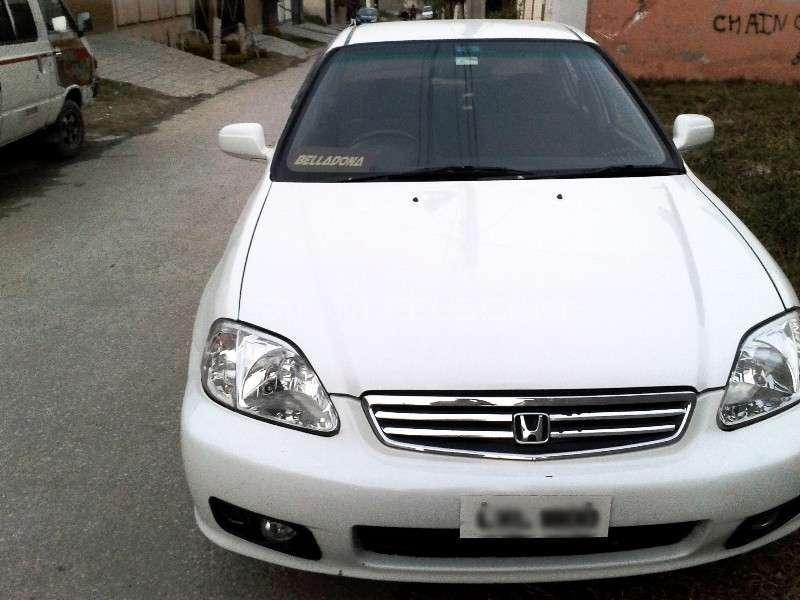 Honda Civic VTi 1.6 1999 Image-3