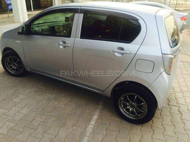 Toyota Pixis D 2012 Image-7