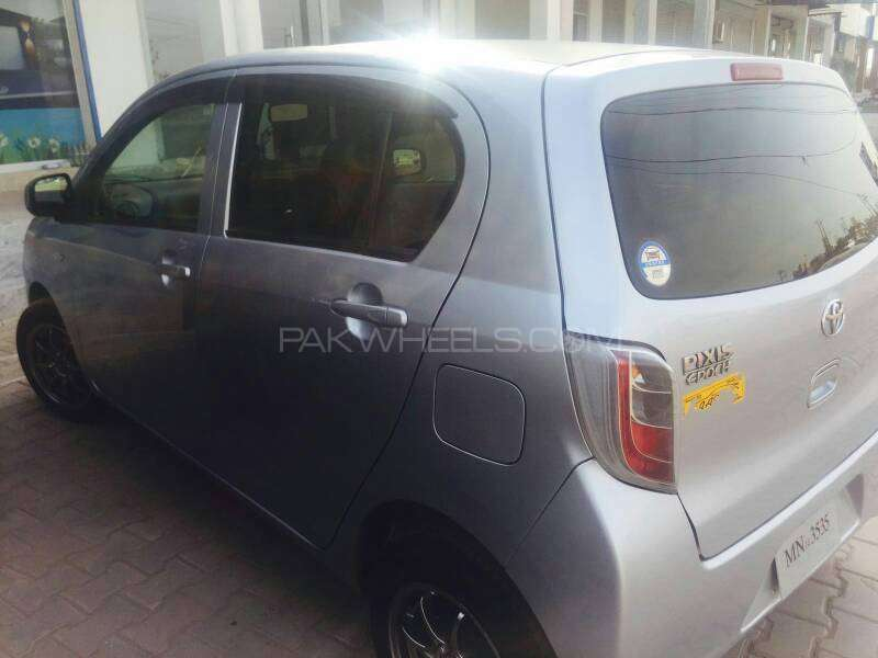 Toyota Pixis D 2012 Image-8