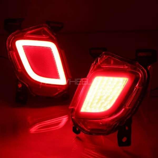 Back brake Lights  Image-1